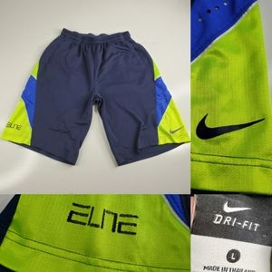 NIKE ELITE BASKETBALL DRI-FIT SHORTS POCKETS XL